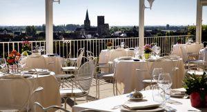 terrasse restaurant Rouffach