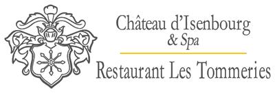 Restaurant Les Tommeries – Château d'Isenbourg – Rouffach Logo